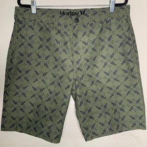 Hurley Pineapple Print Shorts